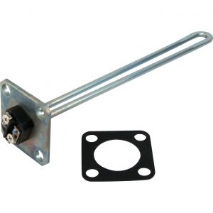 Electric water heater element - 240V/3000W/80 density
