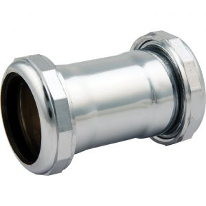 "Slip extension coupling - 1-1/2"" x 1-1/2"""
