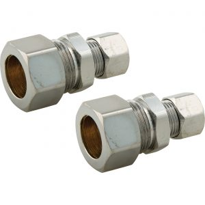 Compression fitting - Reducing unions