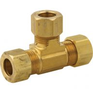 Compression fitting - Tee