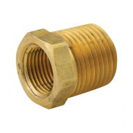 Iron pipe fitting - Reducer bushing