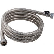 Shower hose - flexible - 59""