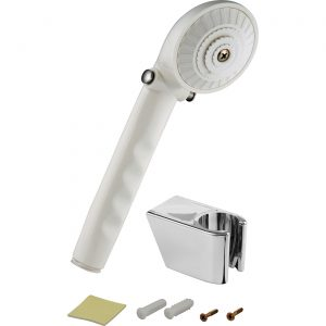 Handshower kit with on/off flow control