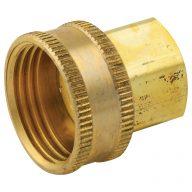 Garden hose fitting - Female swivel hose adapter
