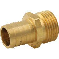 Garden hose fitting - Male hose barb adapter