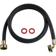 High pressure washing machine fill hose - 90°