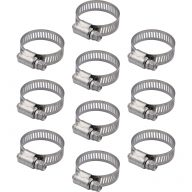 """Stainless Steel Hose clamp - 1-1/2"""""""