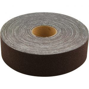 Plumber's abrasive cloth - large spool