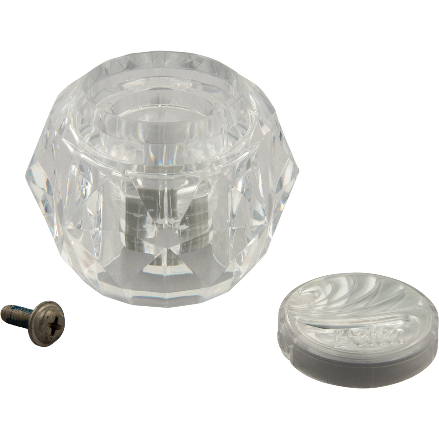 Delta 174 Acrylic Handle For Single Lever Lavatory Faucet