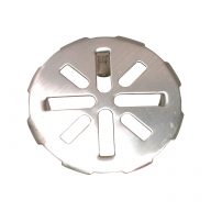 Snap-in drain cover - 3""