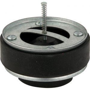 "Back flow preventer - 4"" steel"